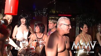 German mature swinger party