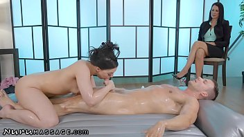 Nurumassage Masseuse Tryouts With Whitney Wright