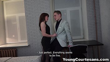 Young Courtesan s   The Girlfriend Rose Experi end Rose Experience Teen Porn