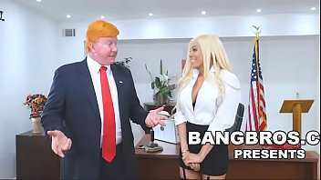Free download video sex BANGBROS Luna Star Gets Grabbed By The Pussy At The White House excl online high quality