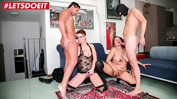 LETSDOEIT - Mature Italian Swingers Share Their Wives
