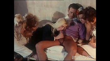Vintage pornstars loving Rocco Siffredi