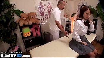 Japanese 18yo schoolgirl massage unexpected end thumbnail