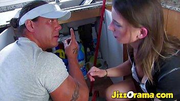 Instalator Musculos O Fute In Pizda Pe Clienta