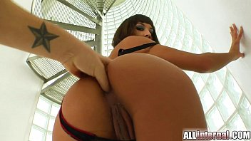 All Internal Squirt Surprise As She's Fucked In The Ass