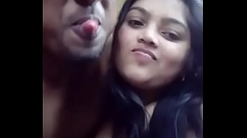 Indian lover boob gf give nyc blowjob...