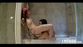 Tattooed emo whore 167