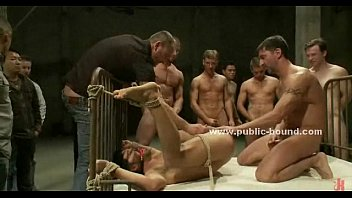 Gay bdsm creampie