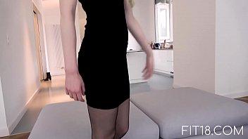 Fit18 - Milena Devi - 60Kg - 181Cm - Tall Fashion Model Fucks Agent