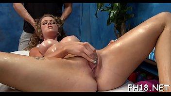 Hegre massage video