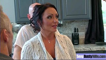 (Ashton Blake) Lovely Horny Housewife With Bigtits Like  Hardcore Sex clip-04