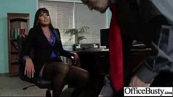 Sex In Office With Busty Slut Nasty Girl video-24
