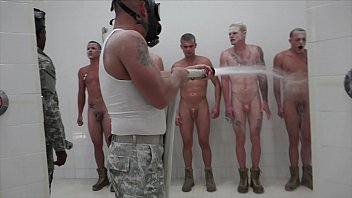 troop candy - new military recruits getting hazed this is nuts
