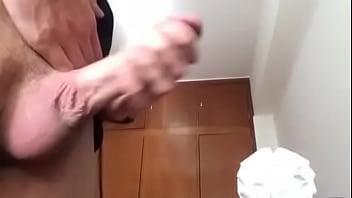 Scott strokes cock 1