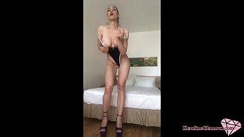 Busty Babe Mast urbate Pussy Dildo And Orgasm ldo And Orgasm