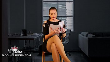 thumb application at  office mistress lady julina as  lady julina as lady julina as n