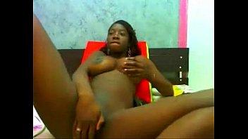 xhamster.com 3139533 big tits black babe teasing on cam