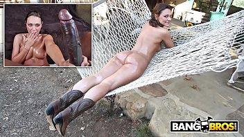 BANGBROS - Olivia Wilder'_s Incredible White Big Ass Taking Big Black Cock