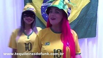D&eacute_bora Fantine Live Sexy Com Tequileira Misteriosa Gostosa na Copa