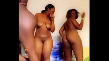 Naked congo girls
