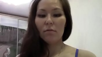 Asian MILF Puts On Sexy Striptease