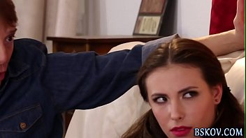 Aiden Ashley eating pussy