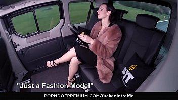 thumb Fucked In Traffic Ukrainian Babe Sarah Highlight Fucked Hard In Car Backseat