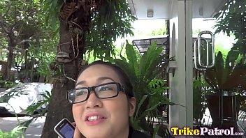 TRIKEPATROL Smart Asian Cutie Loves To Try New Things thumbnail