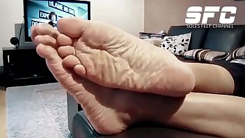 Soles feet of United States