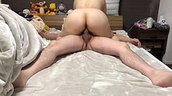 Japanese amateur 30's couple sex