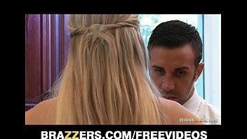 Busty blonde Darcy Tyler blackmails her best friend'_s husband