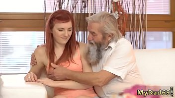 thumb Daddy Cums Inside Crony Companion S Daughter And Old Young Hardcore