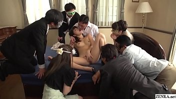 Jav Miki Sunoha ra Blowjob And Rimjob While Au Rimjob While Audience Watches