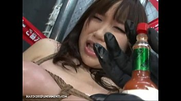 Free download video sex new Intense Japanese Device Suspension Bondage Sex high quality