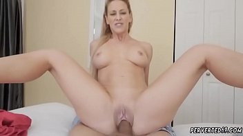Amateur milf homemade and step mom poker first time Cherie Deville in