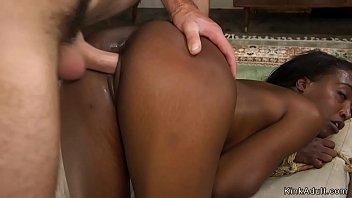 Africana Cu Pizda Si Cur Mare Face Sex Cu Un Mustacios