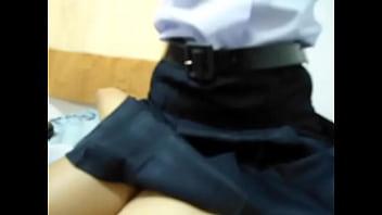 ไทยเย็ดกันคลิปหลุดจากโรงเรียนดัง นักเรียนสาวขึ้นขย่มควยรุ่นพี่คาชุด ร้องครางเสียวเด็ดจริงๆ | โคตรโป๊X [0:58x281p]->