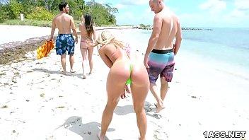 Big Ass Candice Dare Fucks A Big Dick
