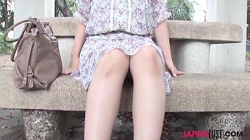 Japanese teen Emi Honada blowjob and sex