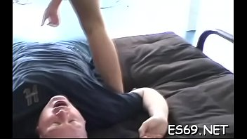 Pretty darling gets juicy tits played