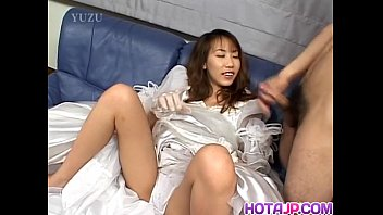 Hirai seems horny and nasty