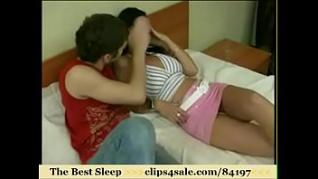 Sleeping Amature Fucked by Boyfriend and His Friend 1