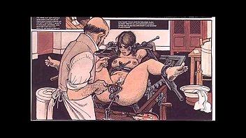Femdom slave boy