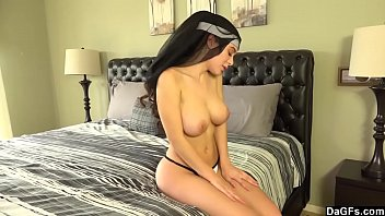 thumb Sister Lana Rhoades Gives Into Her Sinful Temptations