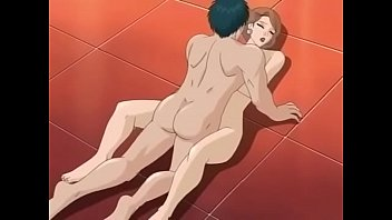 anime brown green red hair babes fucked