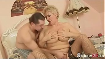 thumb Young Italian Stud Banging Hot Bbw Granny Blonde