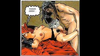 xxarxx Huge Breast Evil Mistress Sex Comic
