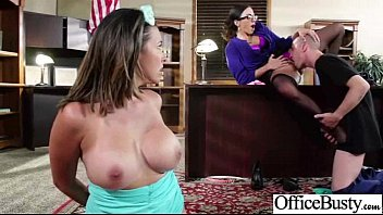 Sex On Cam With Big Melon Tits Sluty Office Girl (ariella danica) vid-04