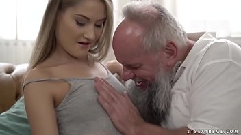 thumb Teen Beauty Vs Old Grandpa Tiffany Tatum And Albert