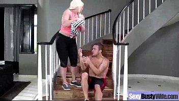 Mature Busty Slut Wife Love Intercorse vid-13